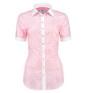 Womens office shirt by hawes and curtis