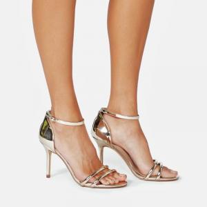 Women Evening Heeled Sandal