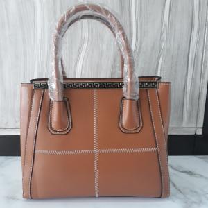 LS Brown Shoulder Bag