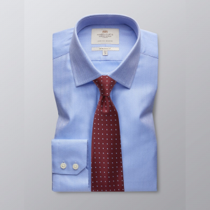 Hawes and Curtis Men's Blue Luxury