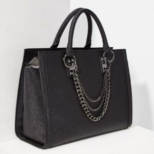 Bradley Women Black Shoulder Bag