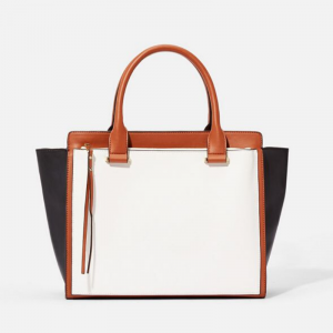 ColourBlock Women Satchel Bag