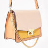 Color Blocked Crossbody Bag
