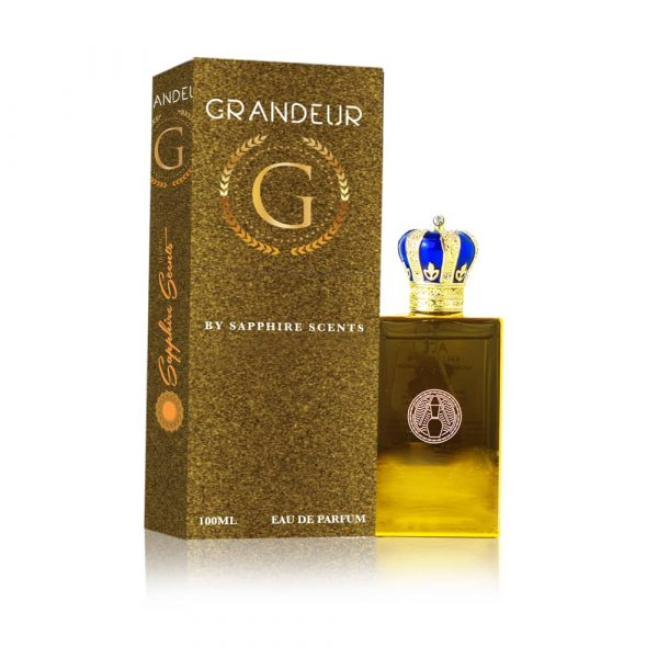 GRANDEUR by Sapphire Scents
