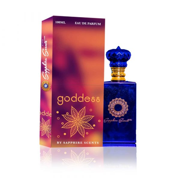 GODDESS by Sapphire Scents
